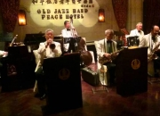 Fairmont Peace Hotel Band, Шанхай, Китай