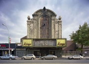 Кинотеатр Loew's Kings Theater в Бруклине