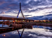 Zakim Bridge в Бостоне