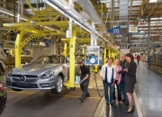 Бремен Завод Mercedes-Benz Werk