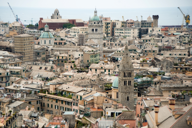 Cityscape_of_Genoa_old_quarters,_the_Port_of_Genoa_(view_from_above)._Genoa,_Liguria,_Italy,_South_Europe