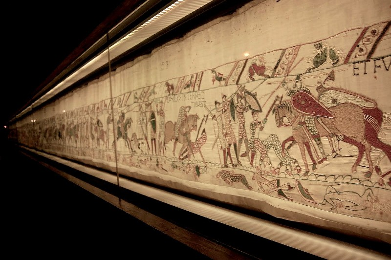 Bayeux-Tapestry-View