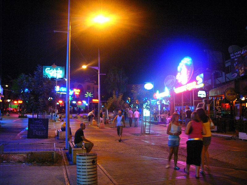 bar street pafos