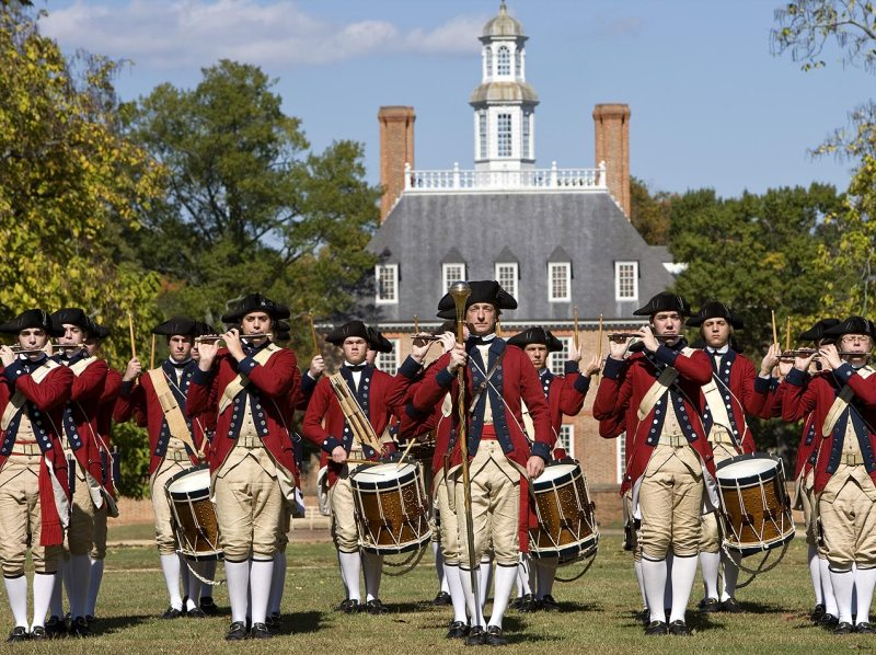 Williamsburg-Virginia