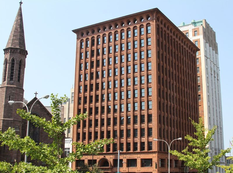 Баффало, Prudential Guaranty Building
