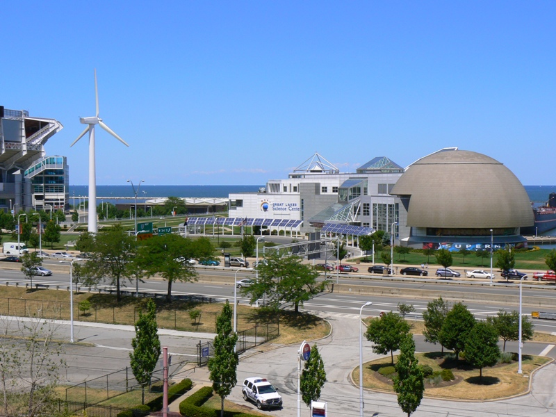 Научный центр Great Lakes Science Center