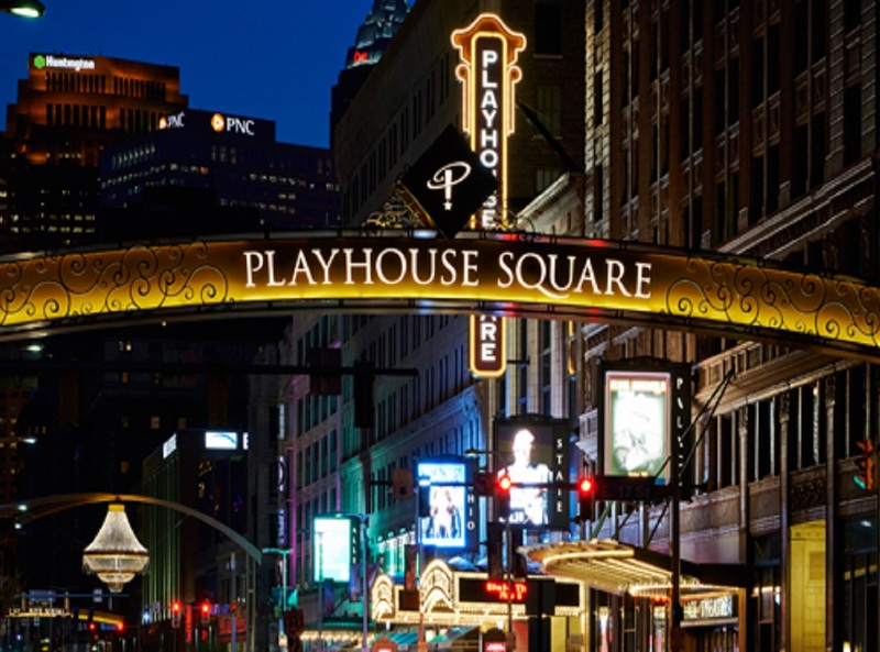 Театральный комплекс Playhouse Square Center